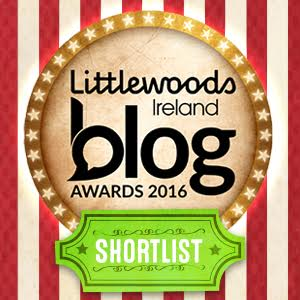 "Shortlisted under ""Best Fashion Blog"""