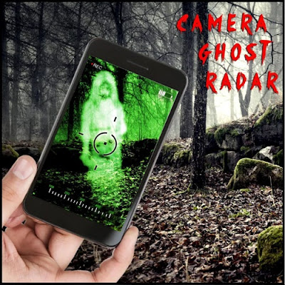 aplikasi camera ghost radar
