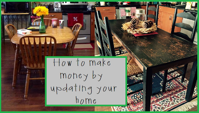 How To Make Money By Updating Your Home
