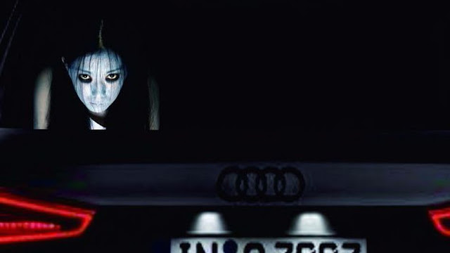 scary car decals