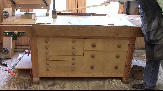 Admirable David Boeff Furniture Maker Building A Second Workbench Short Links Chair Design For Home Short Linksinfo