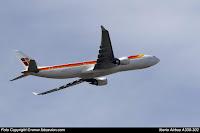 Airbus A330 / EC-LUX