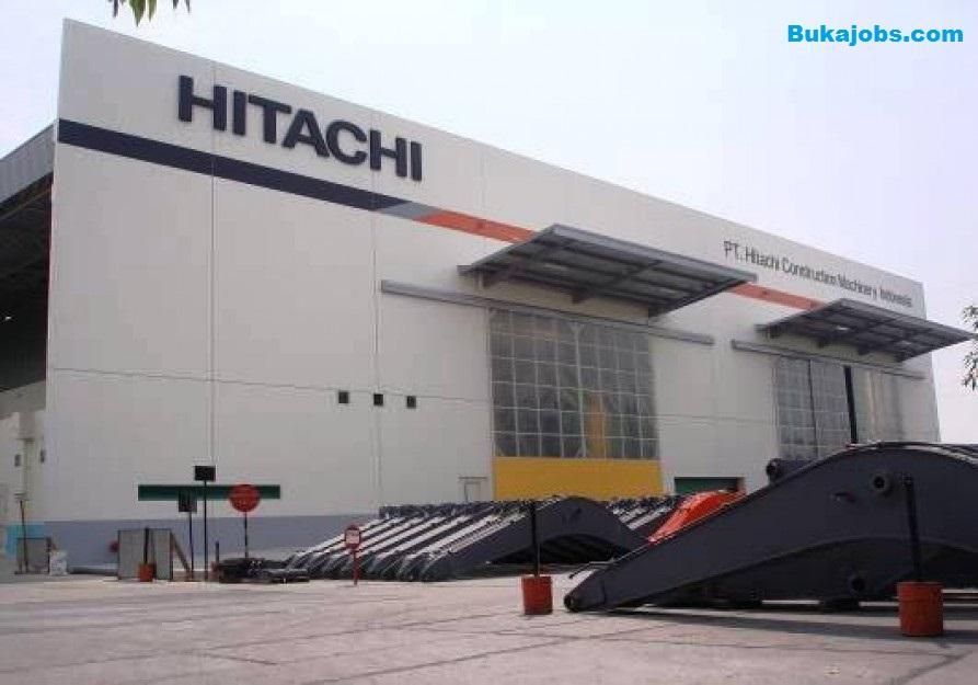 Lowongan Kerja SMA/SMK di PT Hitachi Construction Machinery Indonesia