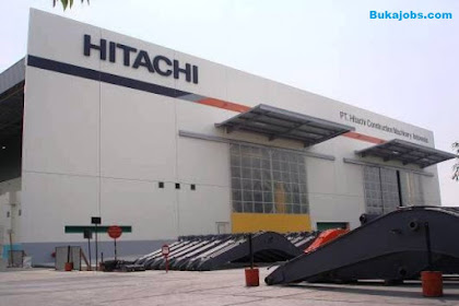 Lowongan Kerja PT Hitachi Construction Machinery Indonesia 2019
