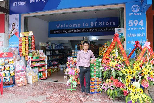 Các bước mở cửa hàng tạp hóa, siêu thị mini kinh nghiệm thực chiến