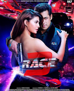 Race 3 Official Poster