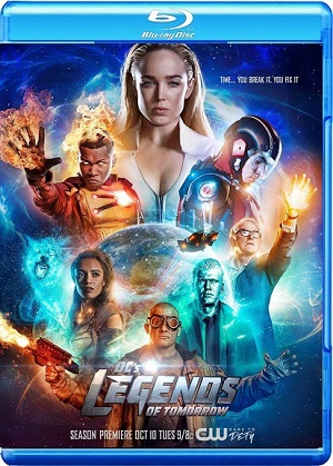 Legends of Tomorrow Season 3 Episode 2 HDTV 720p