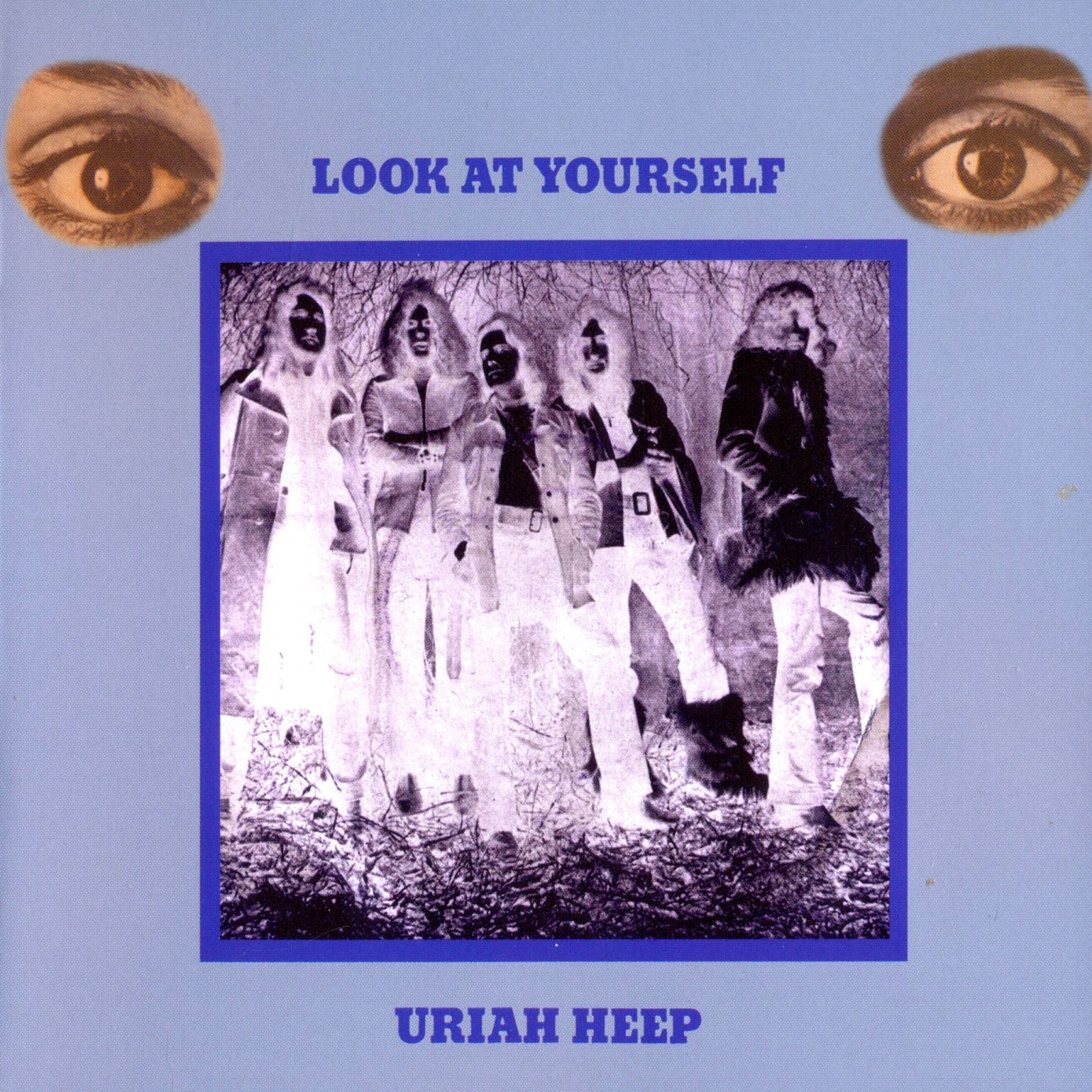1971 Look At Yourself Uriah Heep Rockronologia