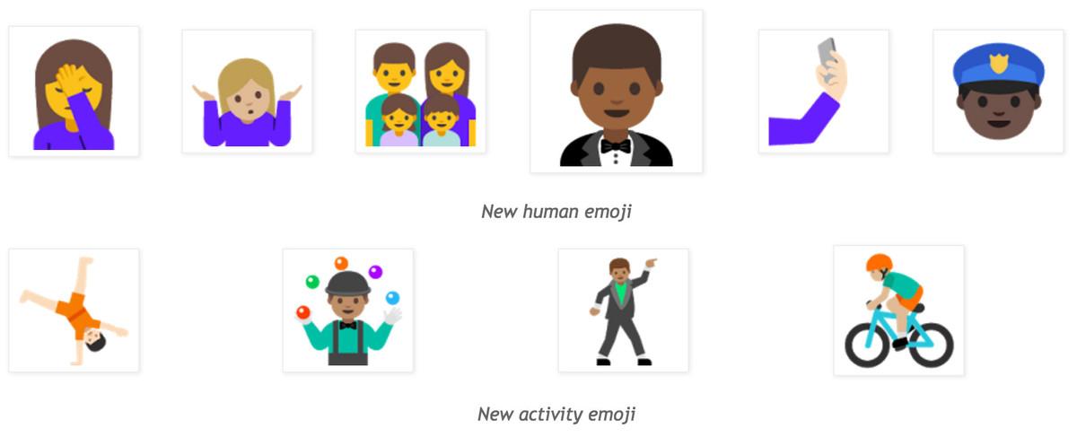 Emoji Android N Sudah Rilis Sob, Buruan Pasang Sekarang di Android lu [Root]