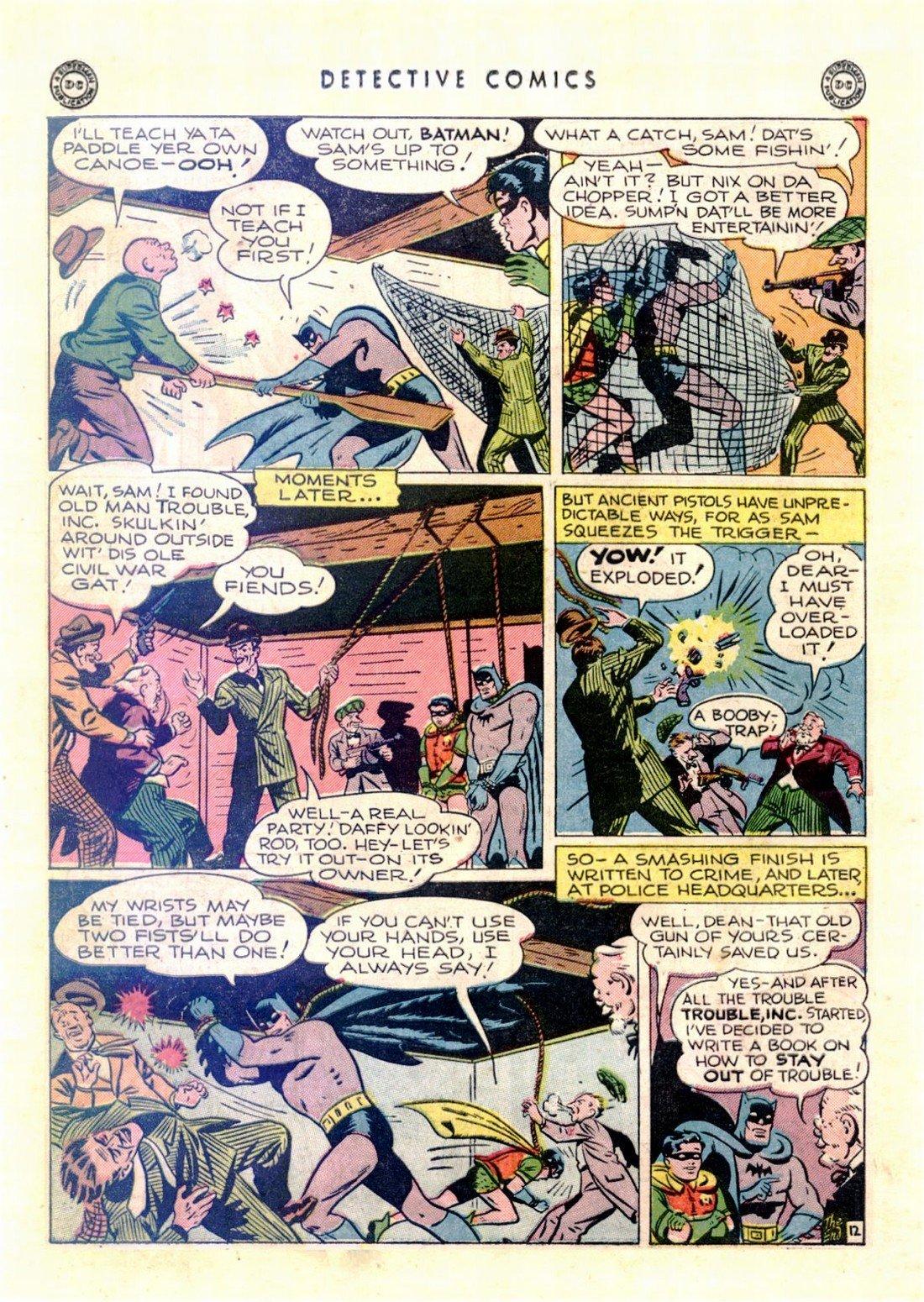 Read online Detective Comics (1937) comic -  Issue #103 - 14