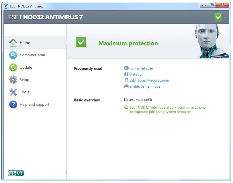 Download eset nod32 antivirus free full version всеукраїнський.