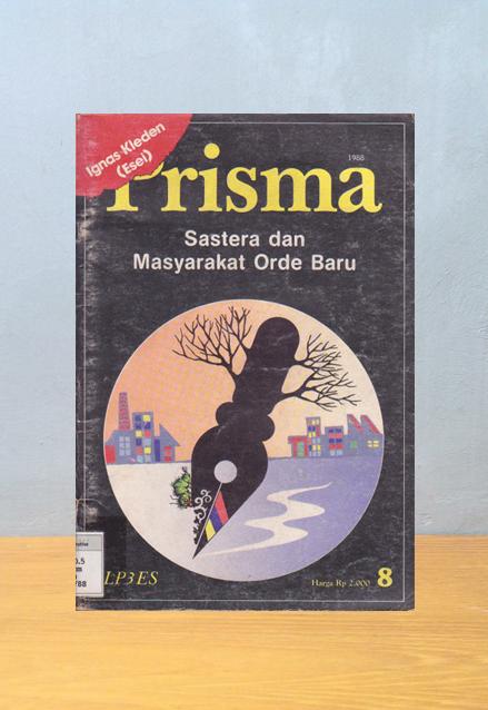 Majalah Prisma: Sastera dan Masyarakat Orde Baru