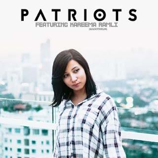 Lirik Lagu Patriots - Seindah Kata (feat. Kareema Ramli)