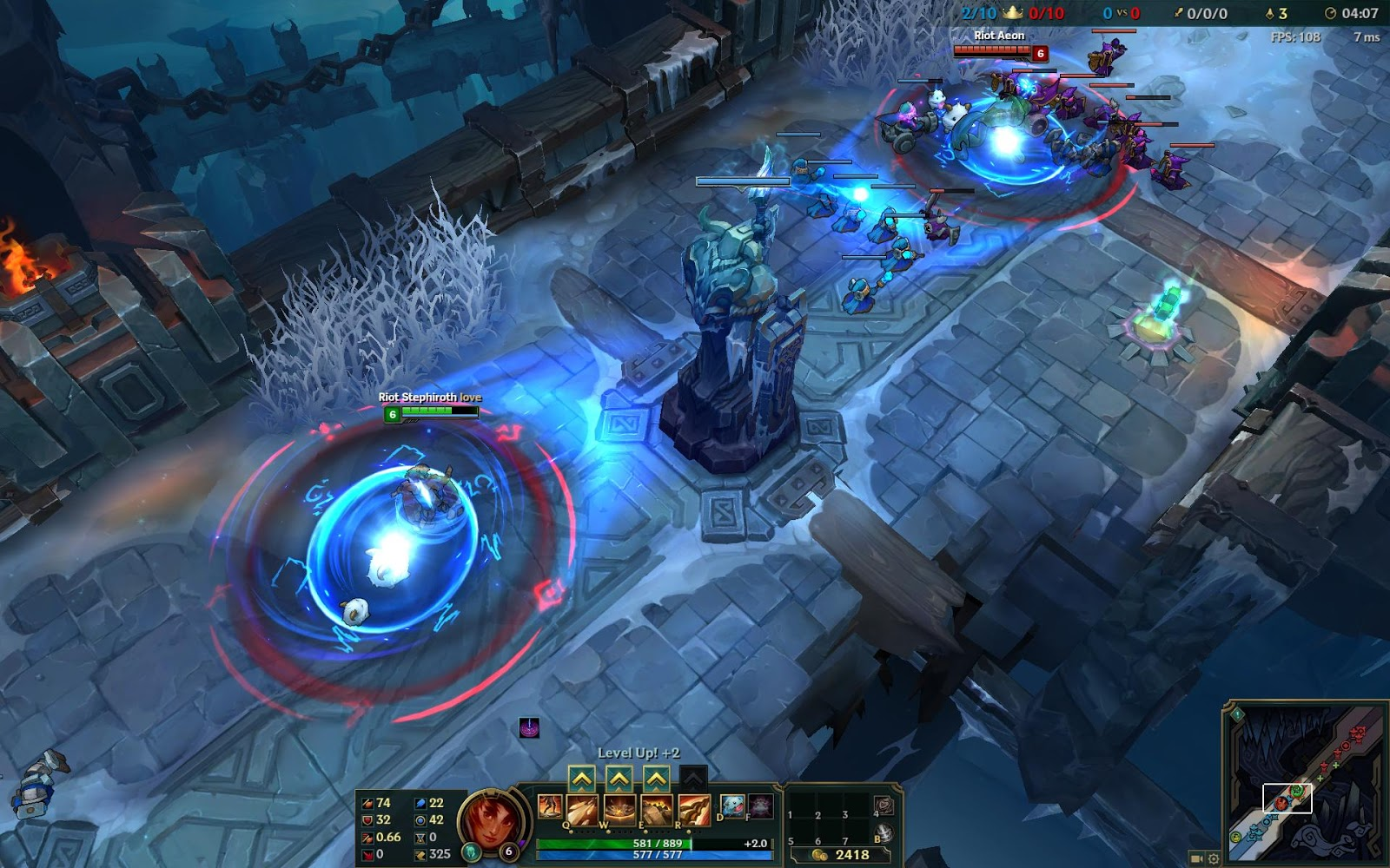 Join The Party Toss Snowballs Summon Poro King Ryze To Occasion Teleport Ahhh Another Portal