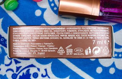 Avon True Nourishing Lip Oil