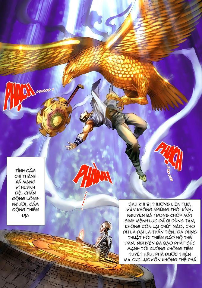 Đại Đường Uy Long chapter 55 trang 20