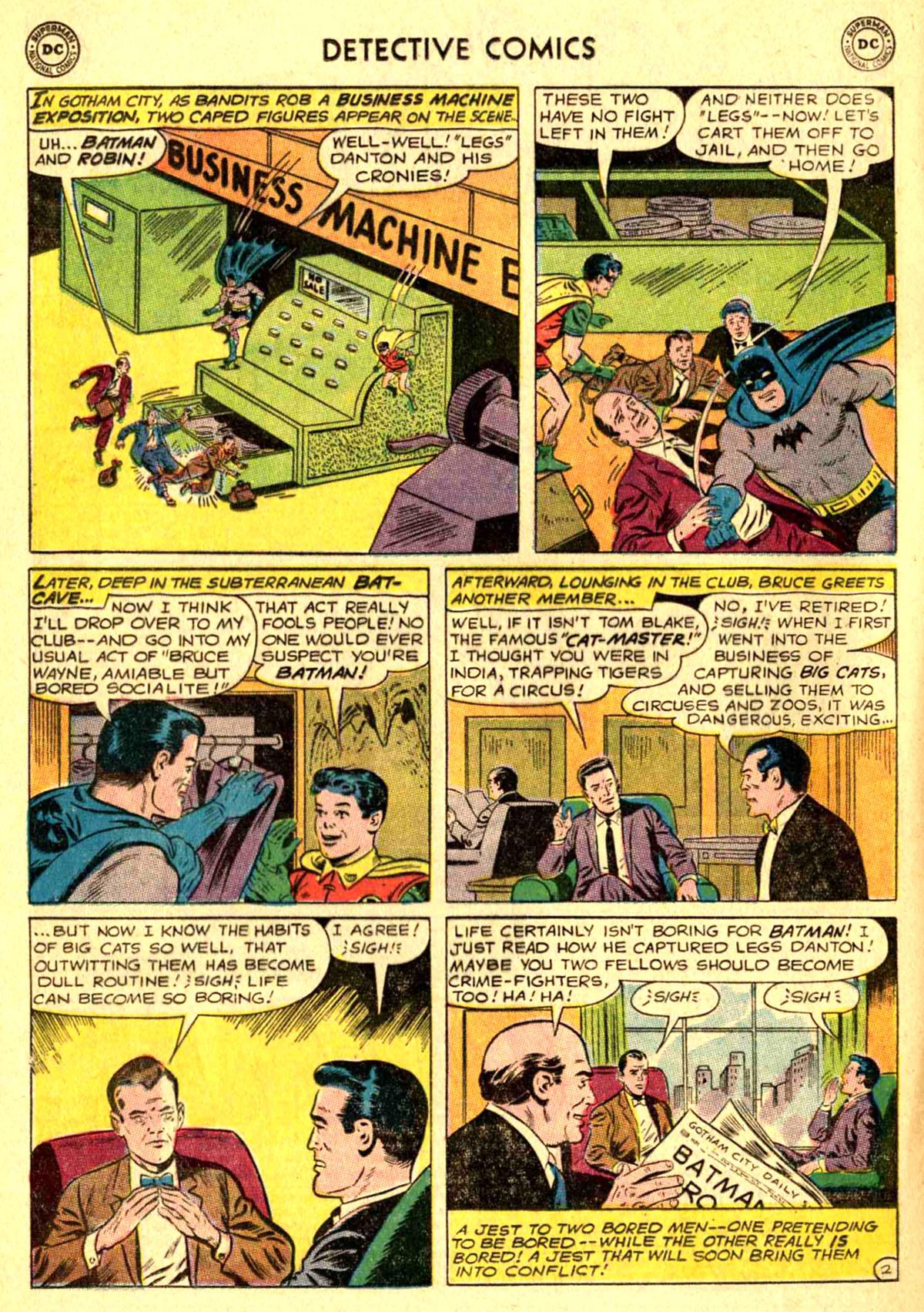 Detective Comics (1937) 311 Page 3