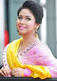 ashna habib bhabna smile