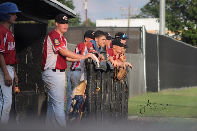 Randolph Post 45 American Legion Baseball Team Asheboro