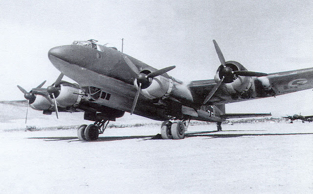 26 February 1941 worldwartwo.filminspector.com Hawker Focke-Wulf Fw-200 Condor Bordeaux