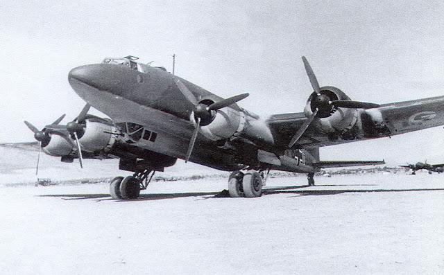 26 February 1941 worldwartwo.filminspector.com Hawker Focke-Wulf Fw-200 Condor Bordeaux