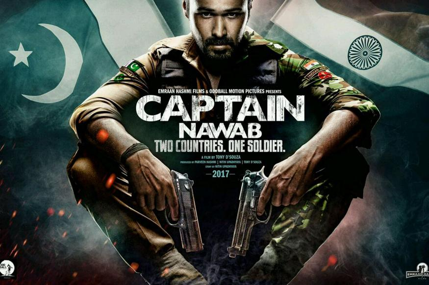 Captain Nawab first look, Poster of Emraan Hashmi download first look Poster, release date