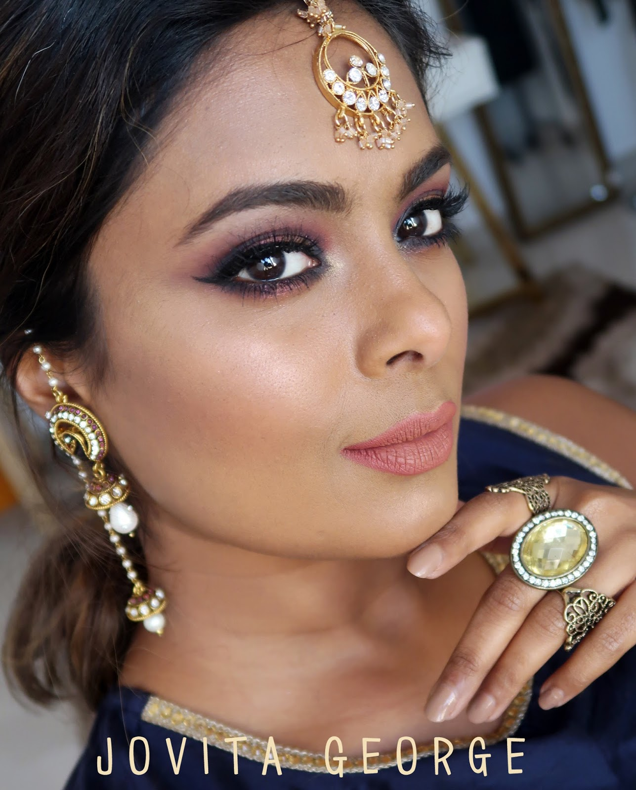 Party Makeup for Girls
