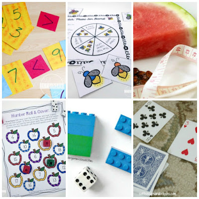 Kindergarten Math games free