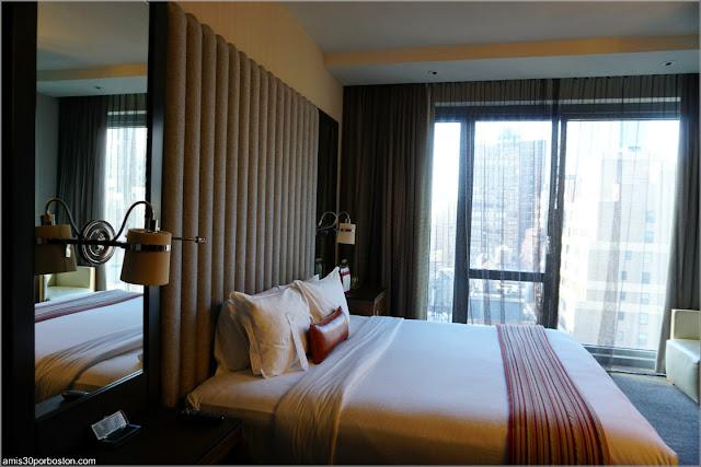 Habitación del Kimpton Hotel Eventi, Nueva York