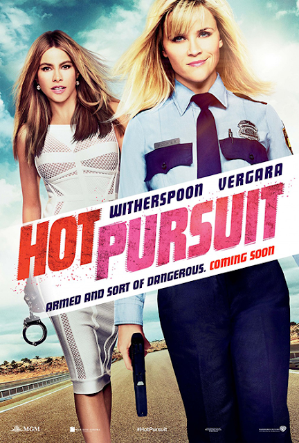 Poster Hot Pursuit