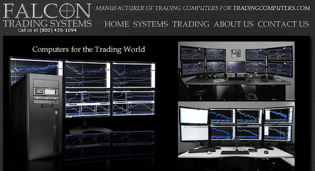 Falcon trading computer systems