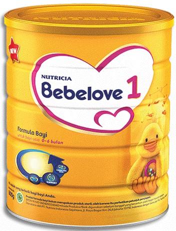 susu Bebelove 1 bagus untuk bayi