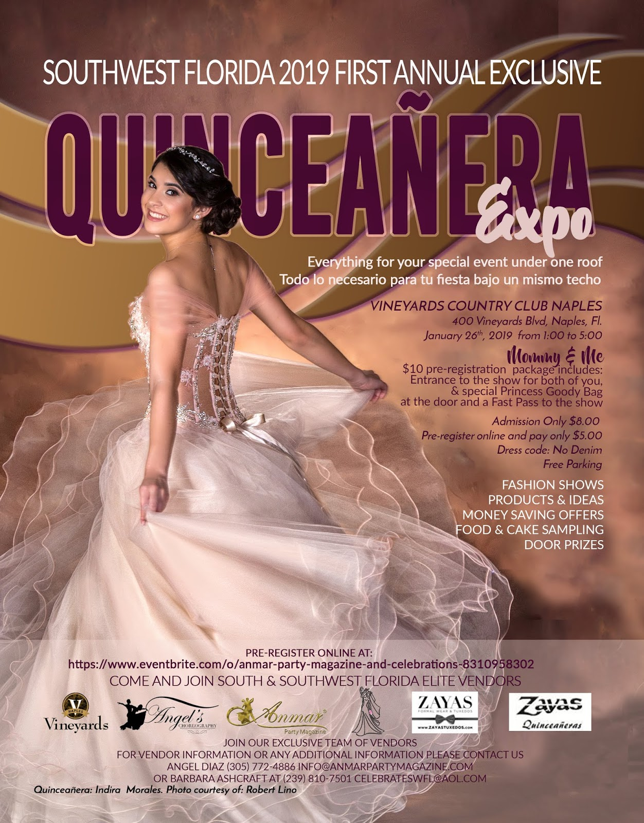 31b39b14963 Southwest Florida Annual Quince Expo 2019 - 1-26-2019