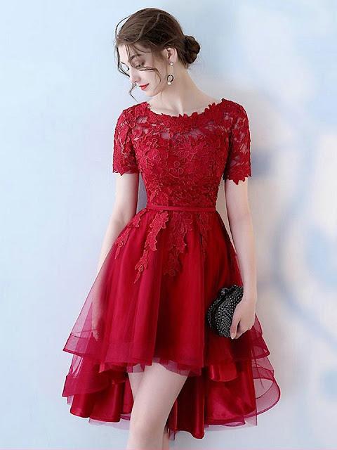 MillyBridal Wishlist: Red Dresses