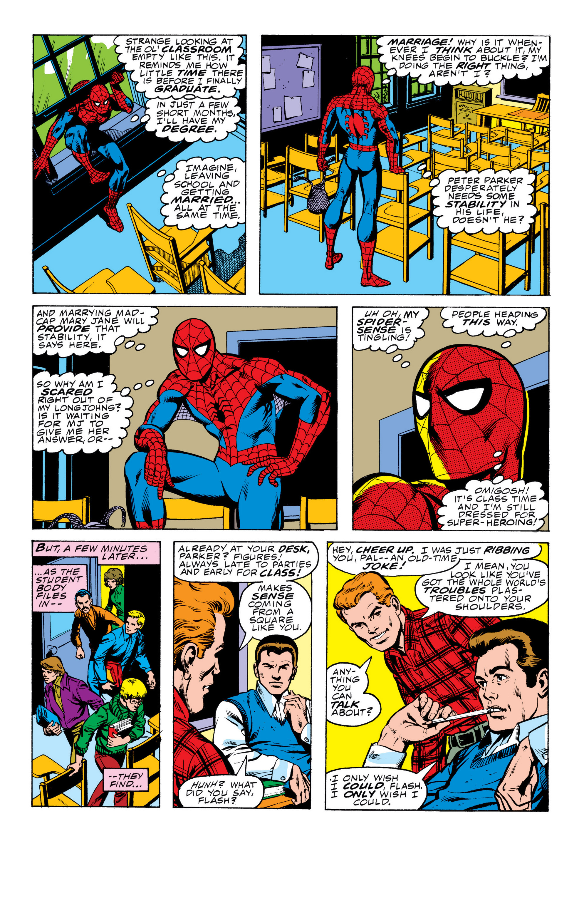 The Amazing Spider-Man (1963) 183 Page 2