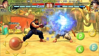 Street Fighter IV Champion Edition APK Data Obb