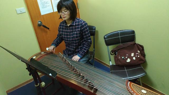 台北古箏教室