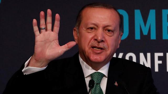 Αγωγή Ερντογάν εναντίον βουλευτή επειδή τον αποκάλεσε «φασίστα δικτάτορα»