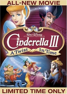 Cinderella III: A Twist In Time (2007) ซินเดอเรลล่า 3: ตอนเวทมนตร์เปลี่ยนอดีต