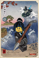 The Lego Ninjago Movie Poster 11