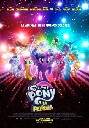 Poster My Little Pony: The Movie 2017