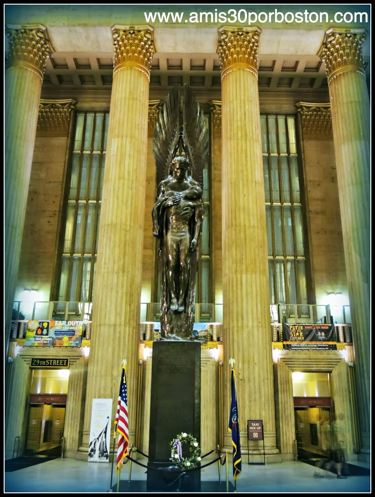 Filadelfia: Philadelphia 30th Street Station
