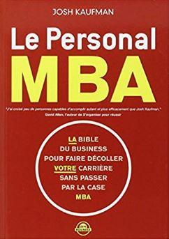 Livre marketing Le Personal MBA