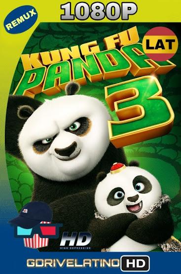 Kung Fu Panda 3 (2016) BDRemux 1080p Latino-Ingles MKV