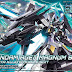 HGBD 1/144 Gundam AGE II Magnum SV ver. - Release Info, Box art and Official Images