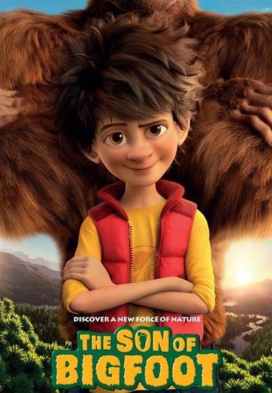 The Son of Bigfoot [2017] [DVDR] [NTSC] [Latino]