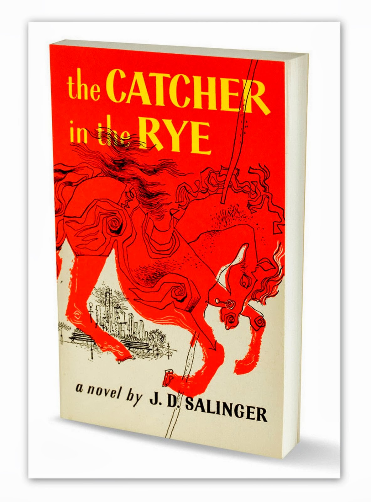 An overview of the first person narration in the novel the catcher in the rye by j d salinger