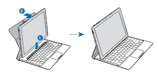 "Samsung Galaxy TabPro S 12"" (SM-W700NZDBXAR) Manual PDF Download and Troubleshooting"