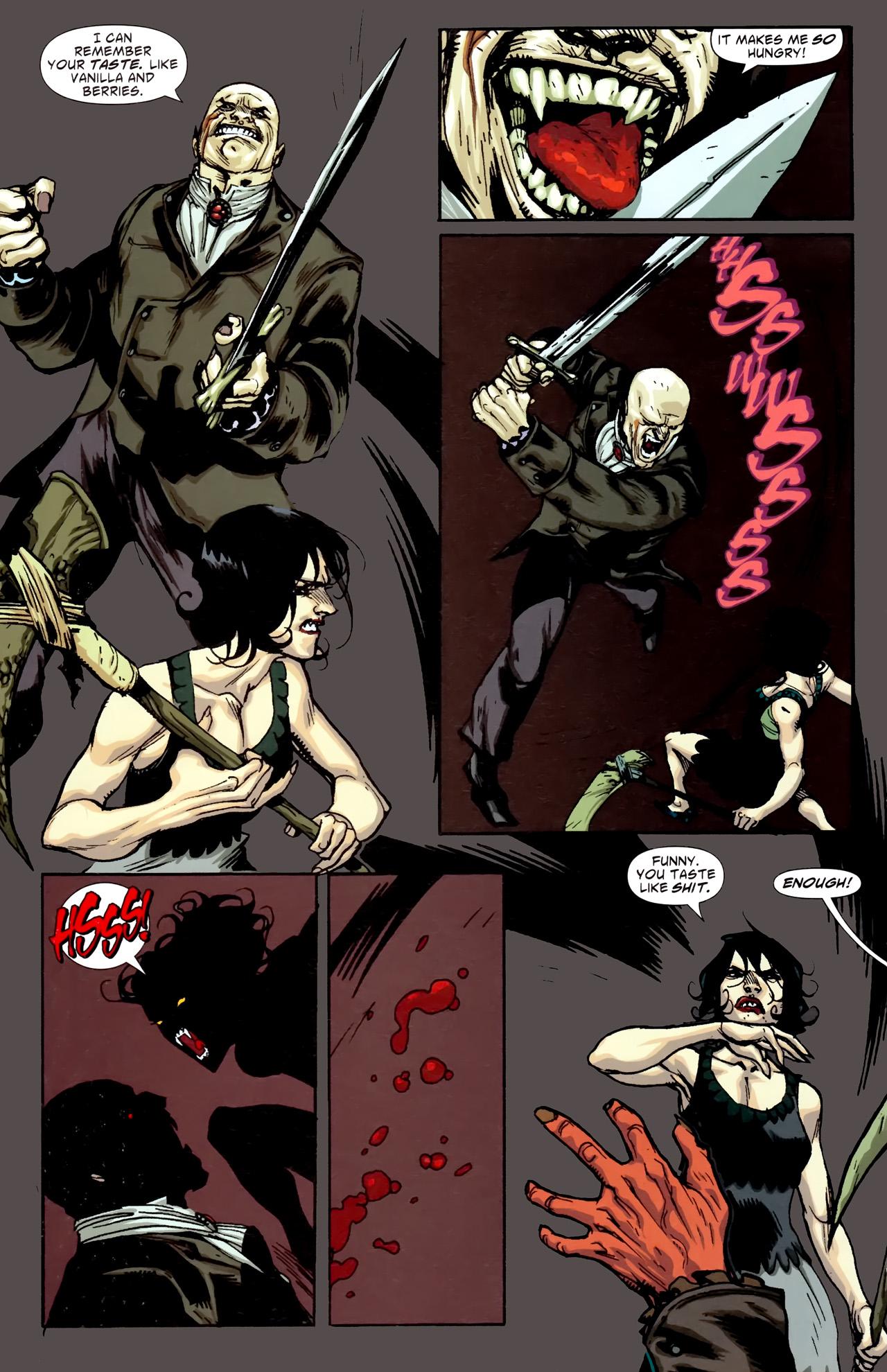 Read online American Vampire comic -  Issue #5 - 7