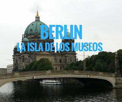 Isla de Museos Berlin